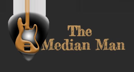 The Median Man Logo