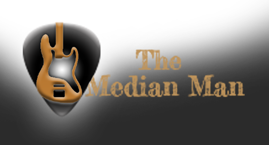 The Median Man Logo